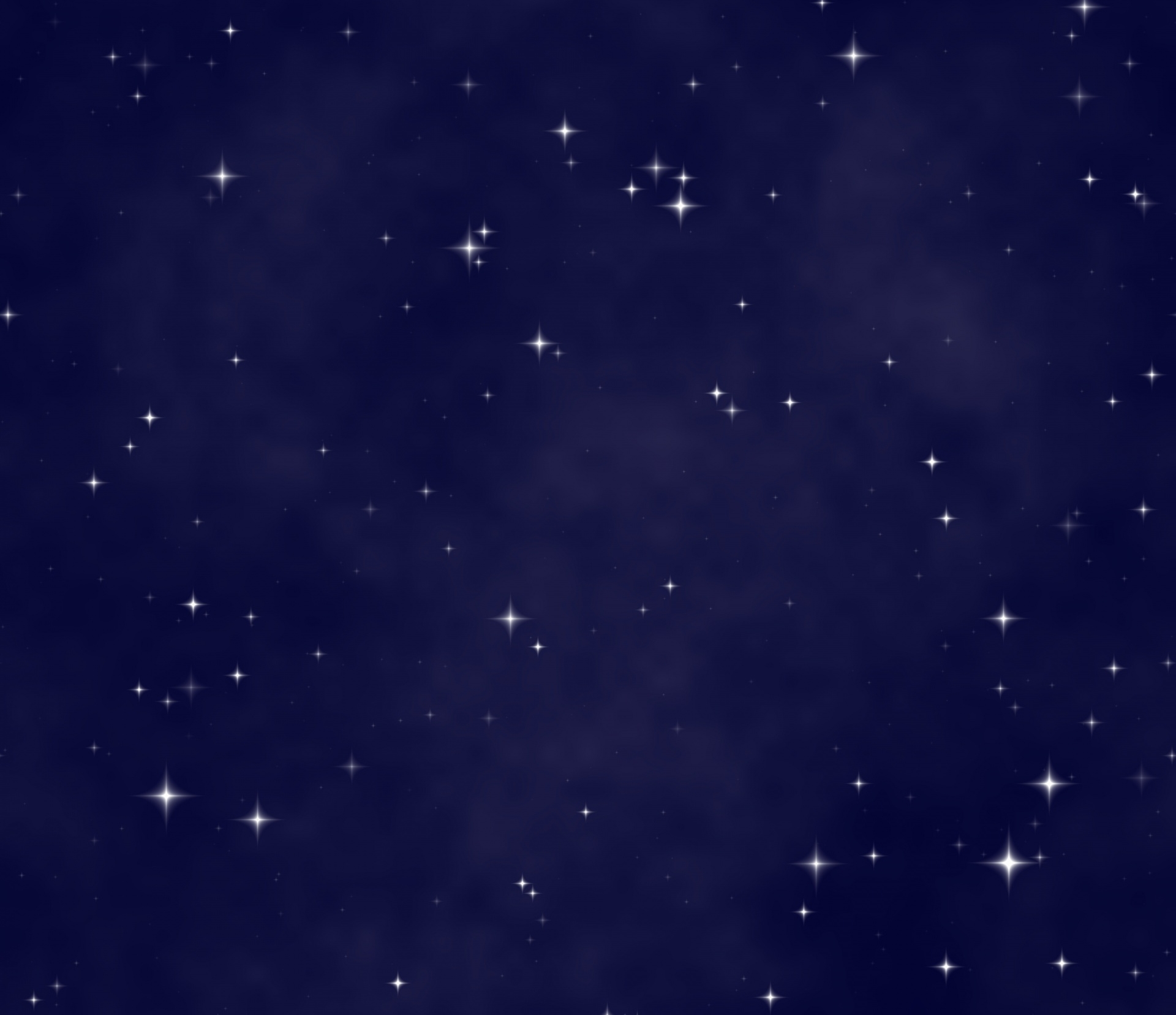 It is not known what the night sky looked one million years ago. Image: PublicDomainPictures.net.